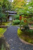 Zen Garden at Kennin-ji Temple in Kyoto — Photo