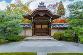 Eikando Zenrin-ji Temple in Kyoto — Stock Photo