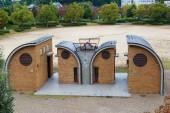 Modern design lavatory — Stock Photo