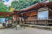 Ujikami-jinja Shrine in Kyoto, Japan — Stock Photo