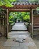 Ujikami-jinja Shrine a Kyoto, Giappone — Foto Stock