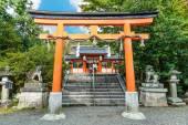 Uji-jinja Temple à Kyoto, Japon — Photo
