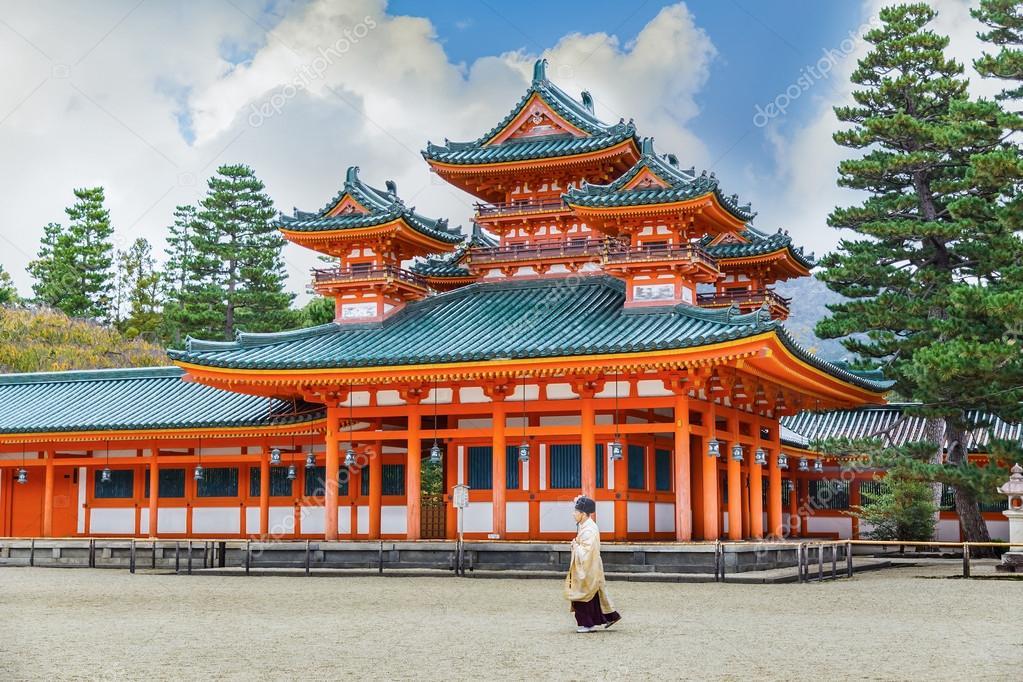 Храм Хэйан-дзингу