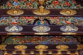Detail on the Gate of Nijo Castle in Kyoto, Japan — Stock Photo