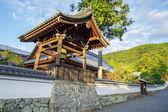 Belfry at Nanzen-ji Temple in Kyoto, Japan — Stock Photo