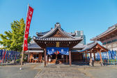 Toko-in Temple in Osaka, Japan — Stock Photo