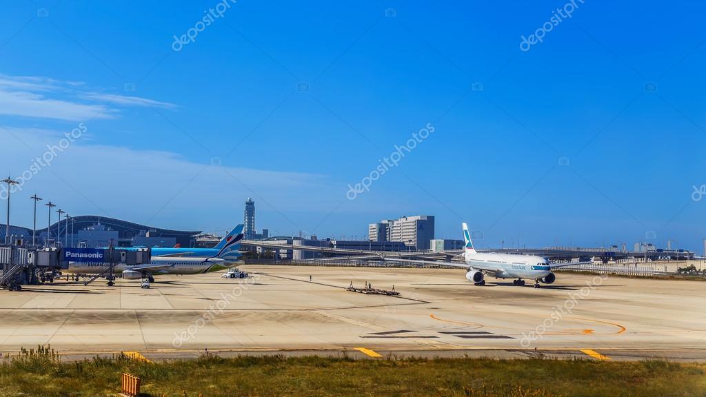 Aeroporto Kansai Osaka : Aeroporto internacional de kansai em osaka japão