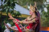 Festival da cultura tailandesa — Fotografia Stock