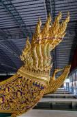 The Thai royal barge Museum — Стоковое фото