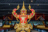 Thai Royal Barge Open Museum — Stock Photo