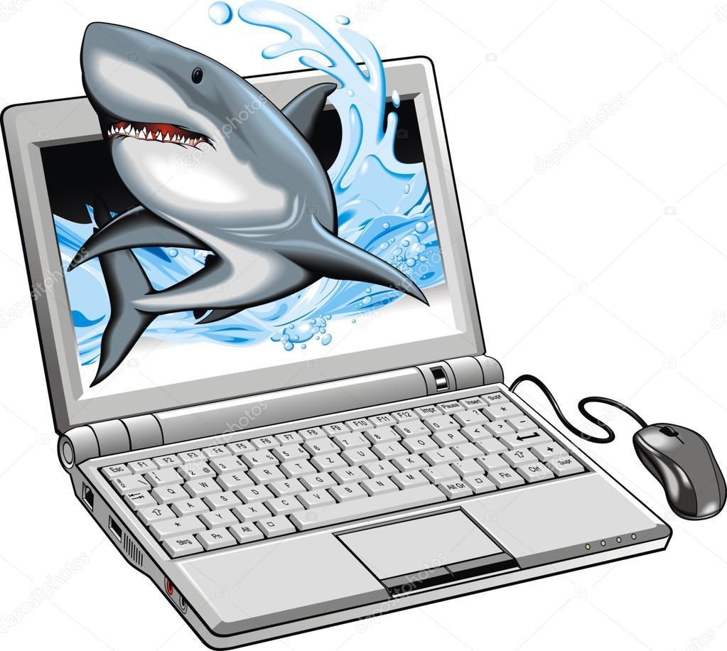 Скачать бесплатно игру про акулу на ноутбук