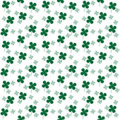 Feast of Saint Patrick, abstract background — Stock vektor