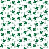 Feast of Saint Patrick, abstract background — Vettoriale Stock