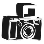 камера — Cтоковый вектор