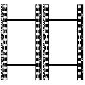 Film, film — Vecteur