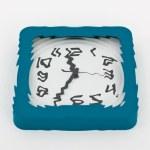 Hypnotic wall clock — Stock Photo #64989639