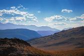Altai scenic mountains  — Stock Photo