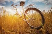 My nice old bike — Stock Photo