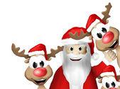 Christmas Santa Claus — Stock Photo