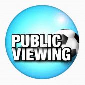 Futbol topu futbol — Stok fotoğraf