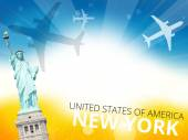 Plane Travel Holiday — Stock Photo