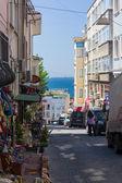 イスタンブール通り — ストック写真
