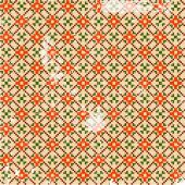 Tyg mönster. — Stockvektor