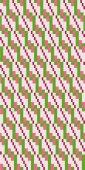 Fabric seamless pattern. — Stock Vector
