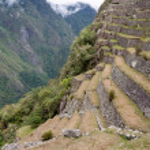 Terraces at Machu Picchu — Stock Photo #67395231