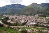 在神圣的山谷,秘鲁的乌鲁班巴 — 图库照片