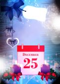 Advent or christmas background — Stock Photo