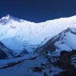 Panorama der hohen Berge im Himalaya — Stockfoto #66184729