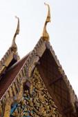 буддийской архитектуры — Стоковое фото