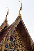 Arquitectura budista — Foto de Stock