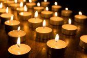Candles — Stok fotoğraf