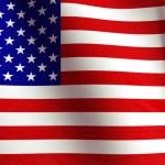 American Fla — Stock Photo #54586225