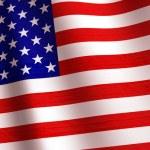 American Fla — Stock Photo #54586237