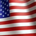 American Fla — Stock Photo #54586241
