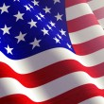 American Fla — Stock Photo #54586279
