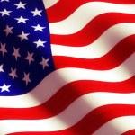 American Fla — Stock Photo #54586285