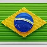 Brazilian Flag — Stock Photo #54586321