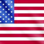 American Fla — Stock Photo #54586329