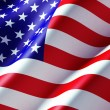 American Flag — Stock Photo #54586367