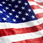 American Fla — Stock Photo #54586409