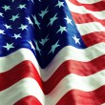 American Fla — Stock Photo #54586417