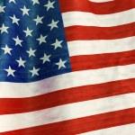 American Fla — Stock Photo #54586453