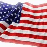 American Fla — Stock Photo #54586467