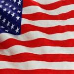 American Fla — Stock Photo #54586471