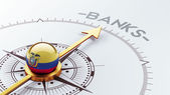 Ecuador Compass Concept — Stock Photo