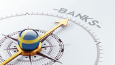 Sweden Banks Concept — Stock Photo